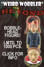 THE BEYOND bobblehead!